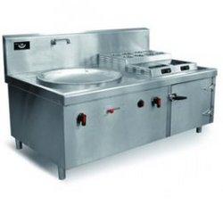 大锅蒸箱组合炉