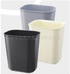 LZH-F129阻燃方形垃圾桶