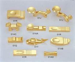 镀金筷子架