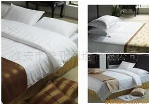 全棉酒店客房用床单