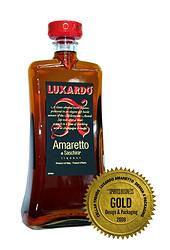 Luxardo Amaretto di Saschira  路萨朵杏仁利口酒