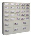 酒店设备 豪华型前厅贵重物品保管箱电子系列
