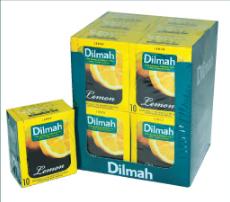 柠檬口味锡兰红茶一组12盒/一盒为10包