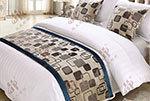 床尾巾- cwj13245