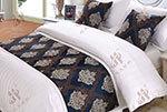 床尾巾-  cwj13241