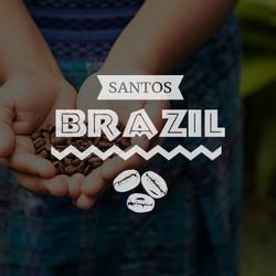 巴西聖多斯咖啡