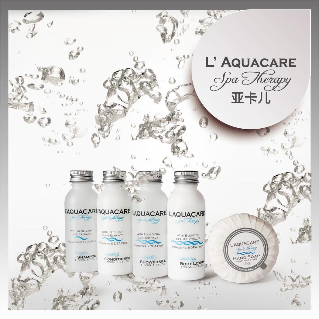 L'Aquacare亚卡儿品牌洗发沐浴套装