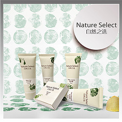 Nature Select自然优选果香洗发沐浴