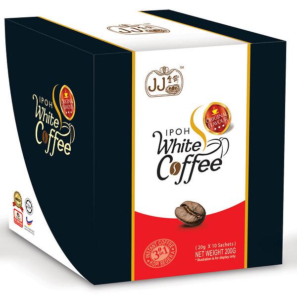 金窝怡保白咖啡