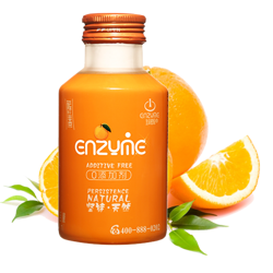 鲜橙复合发酵饮料254ml