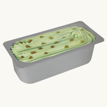 开心果味冰淇淋