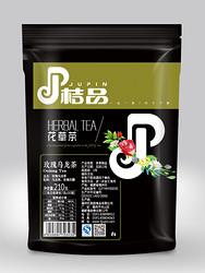 精制茗茶 花草茶類 玫瑰烏龍茶