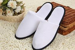 棉割绒拖鞋