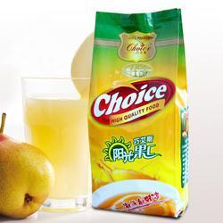 水晶绿茶风味固体饮料