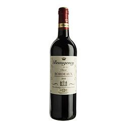 伯爵仕波尔多干红葡萄酒