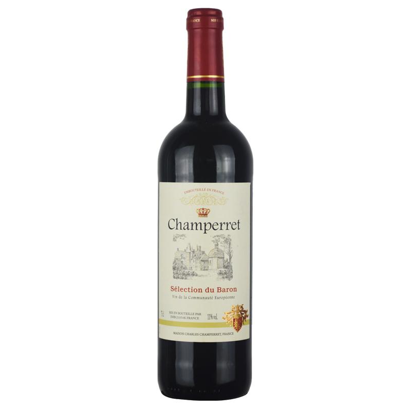 盛百利男爵干紅葡萄酒