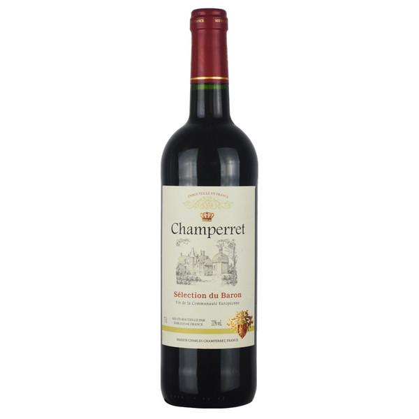 盛百利男爵干红葡萄酒