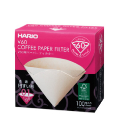 HARIO 日本进口 V60滴漏式咖啡过滤纸