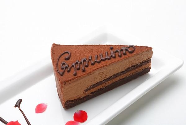 经典卡布奇诺蛋糕Cappuccino Cake