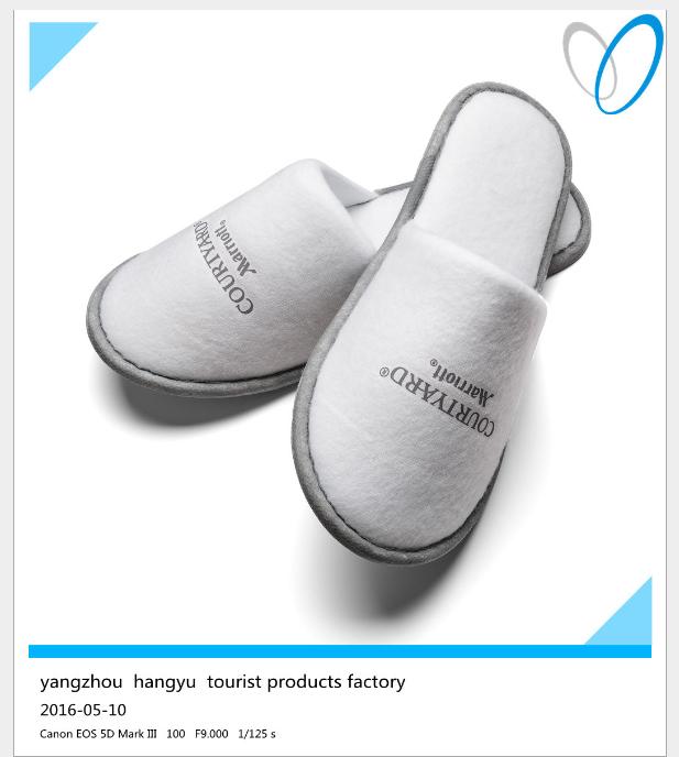 专业生产酒店宾馆桑拿 一次性 拉毛拖鞋