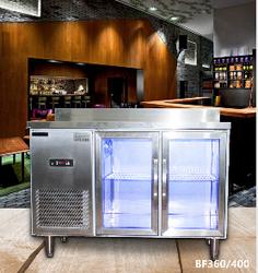 宽敞式风冷玻璃门冰箱
