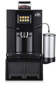 卡伦特 CLT-Q006B办公室商用意式触屏全自动咖啡机家用磨豆一体机