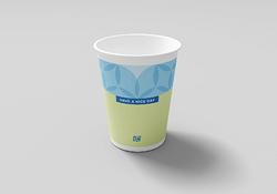 包装设计案例欣赏——芳洁纸杯