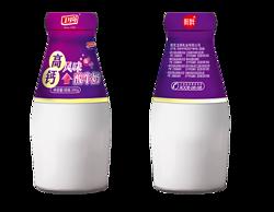 高钙酸牛奶