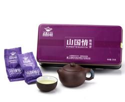 山国饮艺 铁观音 乌龙茶 商务系列山国情茶叶S400 250g安溪铁观音