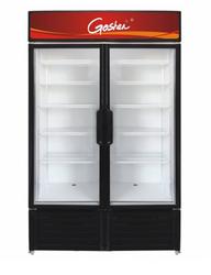 LS1080P2双门直冷展示柜