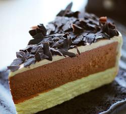 黑森林冰淇淋蛋糕