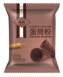 蛋筒粉-巧克力味