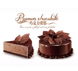 带我走巧克力冰淇淋蛋糕坯