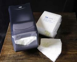 抽取式餐巾纸分配器纸巾架纸巾盒节约成本避免感染手纸箱