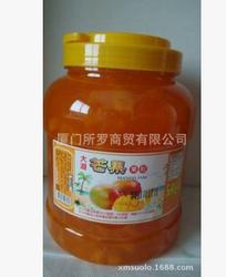 大湖-芒果果酱