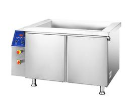 可倾式超声波解冻/洗菜机