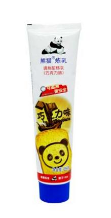 熊猫牌-巧克力味调制甜炼乳