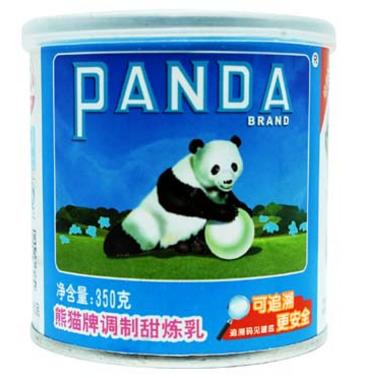熊猫牌-调制甜炼乳