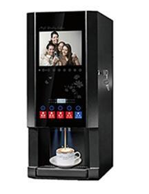 智能商务咖啡机 D-30SCW-L
