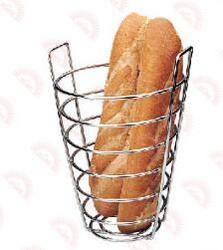 JH56-33 不锈钢圈丝面包篮