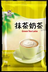 奶茶系列 抹茶奶茶