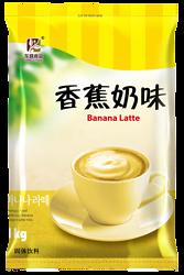 奶茶系列 香蕉奶味