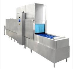SN-F-type 长龙式专业洗碗机