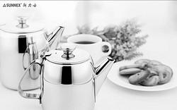 新力士咖啡壶(不锈钢餐具)
