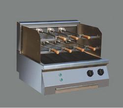 座台式巴西烧烤炉