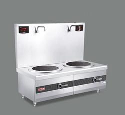 中餐电磁矮汤炉
