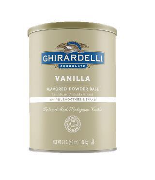 Ghirardelli 吉尔德利 香草冰沙粉