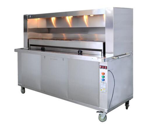 LJPD-KA型烧烤油烟净化车