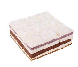 A-03坚果白巧慕斯蛋糕