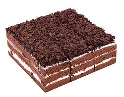A-06黑森林(方形)蛋糕